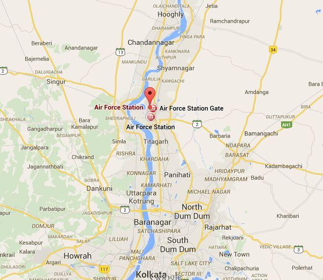 5-Air-Force-Selection-Board-Kanchrapara-google-maps