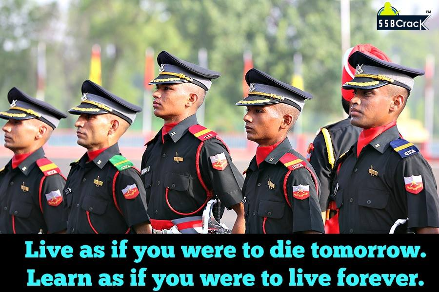 Indian Army Officer Wallpaper