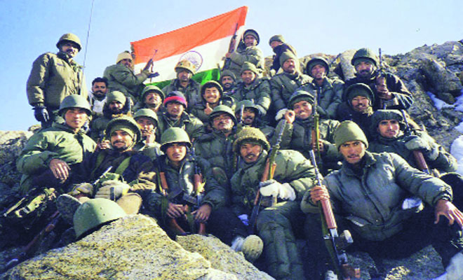Loc Kargil War 1999 Operation vijay 1999 india