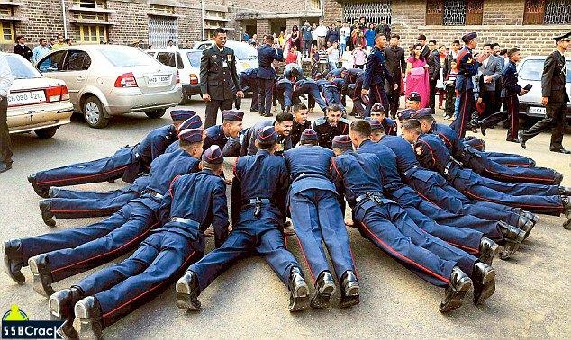 NATIONAL DEFENCE ACADEMY, KHADAKWASLA, PUNE, MAHARASHTRA, INDIA