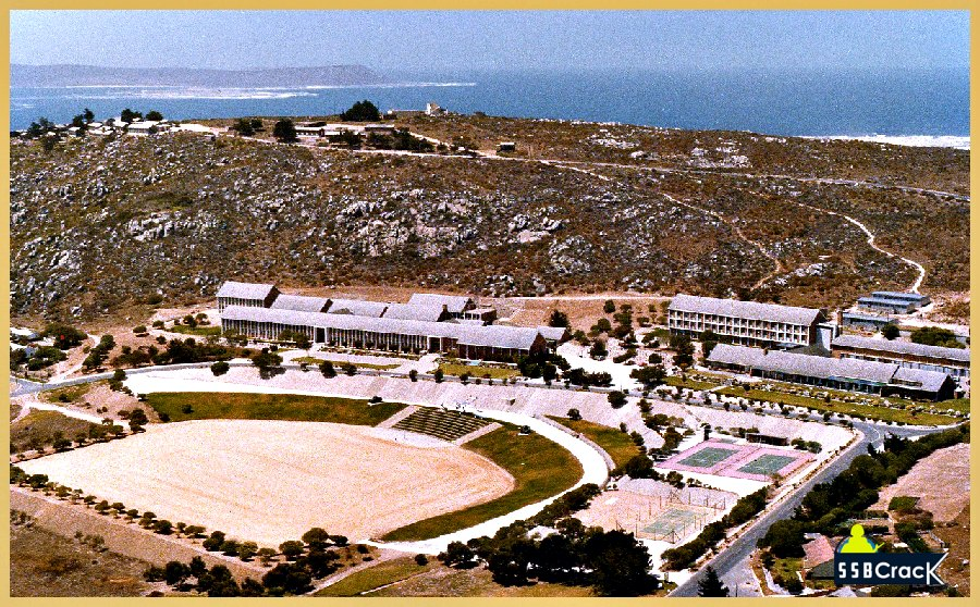 SOUTH AFRICAN MILITARY ACADEMY, SALDANHA, SOUTH AFRICA