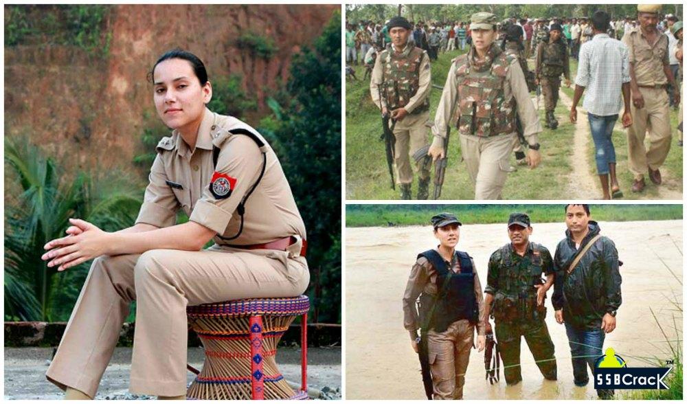 Assam's First Female IPS Officer Is A Badass Warrior