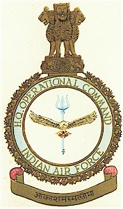 7 Commands Of Indian Air Force