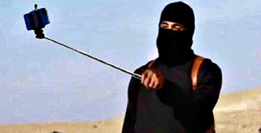 ISIS Fighter Tweets Selfie And In Less Than 24 Hours He Gets a 'Reply' – from the U.S. Air Force