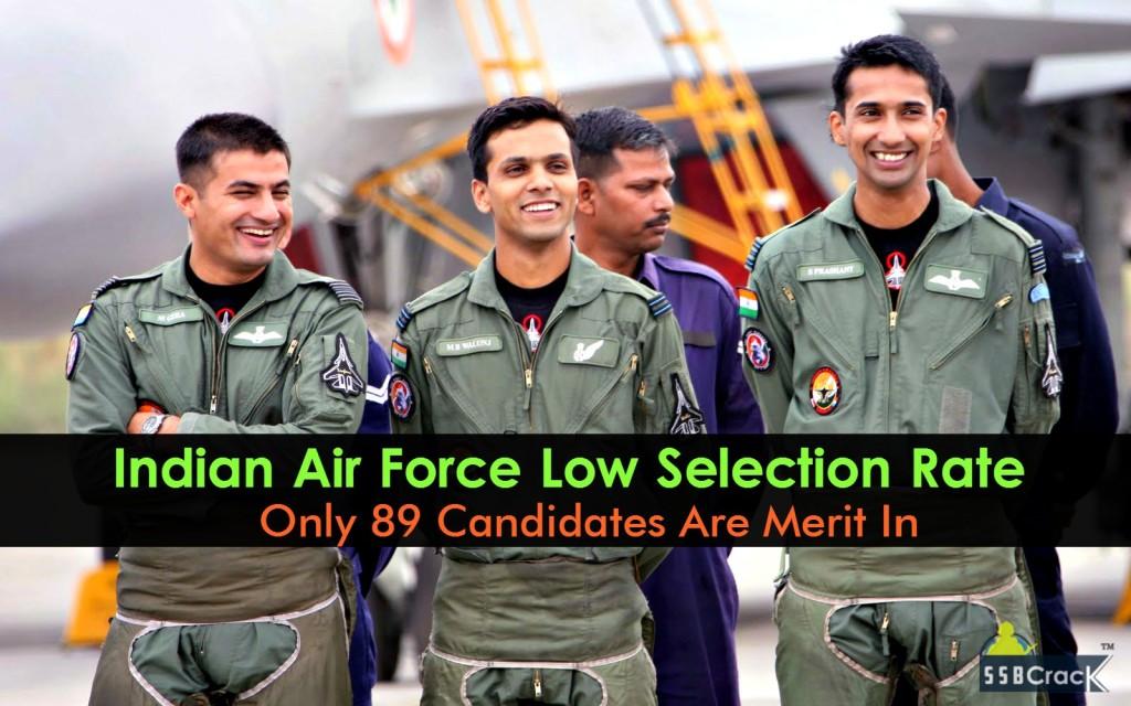 Indian Air Force Merit List