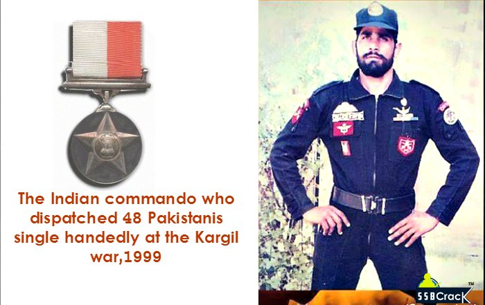 Story of Naik Digendra Kumar, Cobra Of Kargil War