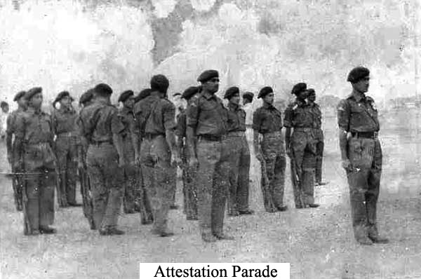 25 Rare Pictures Of The Parachute Regiment