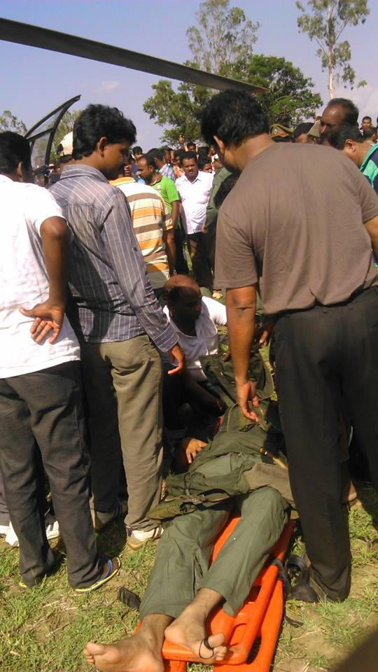 indian air force jet trainer crashed 3