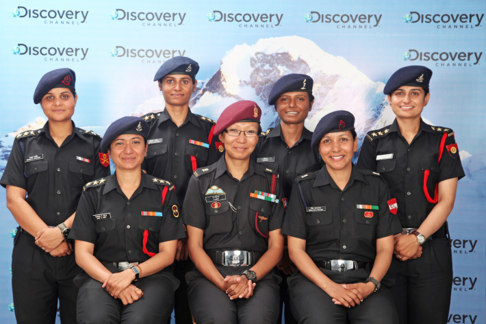 These Lady Officers Will Motivate You To Join The Indian