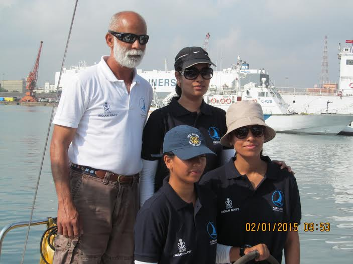 indian navy women officers