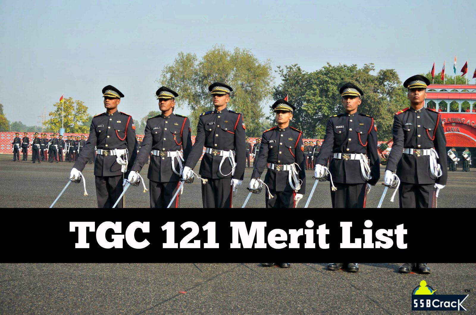 tgc 121 merit list
