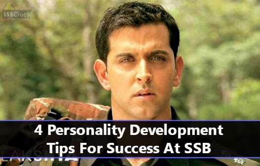 4 Personality Development Tips For Success At SSB