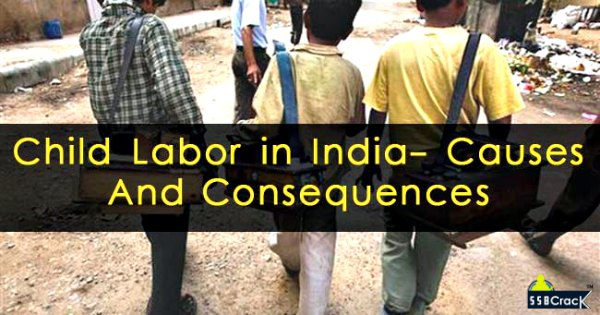 the effects of child labor in india Find out more about the history of child labor  also placed limitations on child labor in effect, the employment of children under sixteen years.