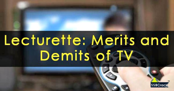 Lecturette-Merits-and-Demits-of-TV