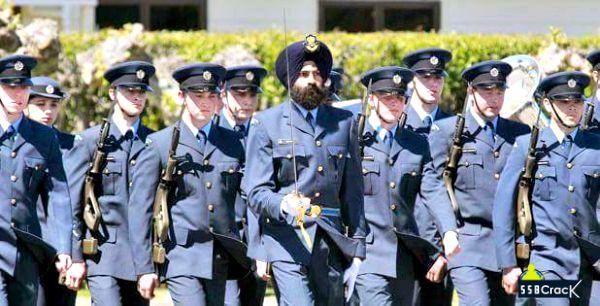 Flying Officer Beer Singh Bains