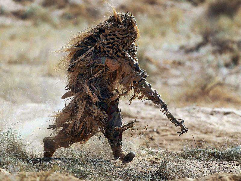 Indian Army Sniper Best Pic