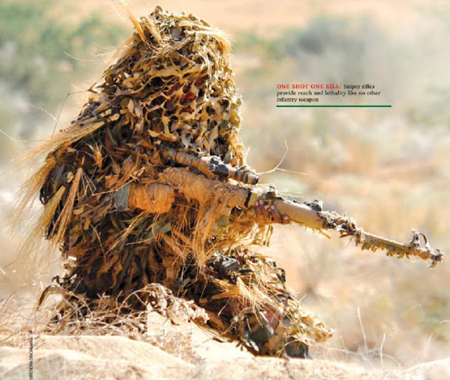 Indian Army Sniper Pics
