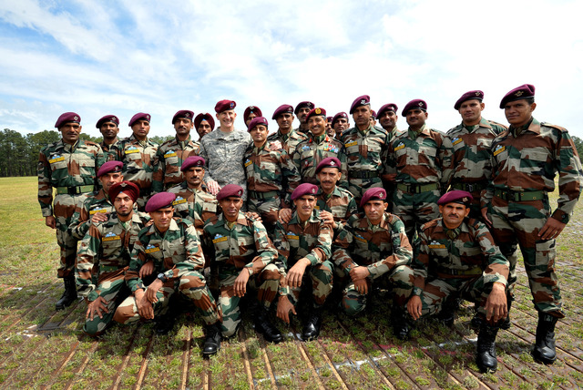 8 Pictures of PARA Special Force Will Make You Salute Them