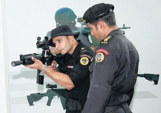 NSG Commando 6