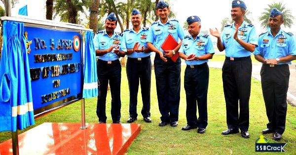 No 5 AFSB Air Force