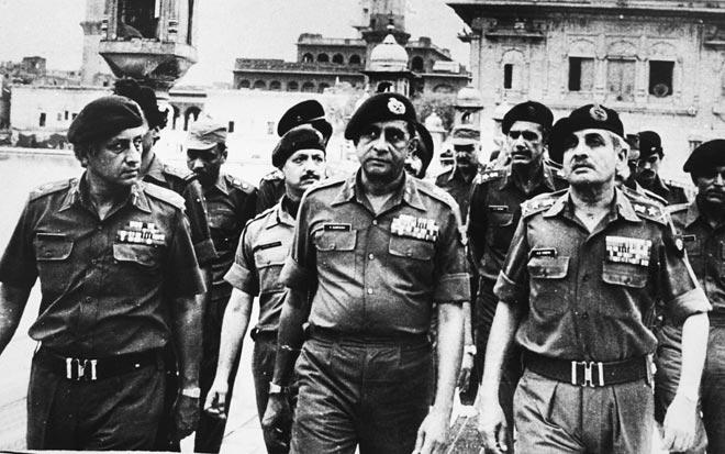 General Arun Shridhar Vaidya