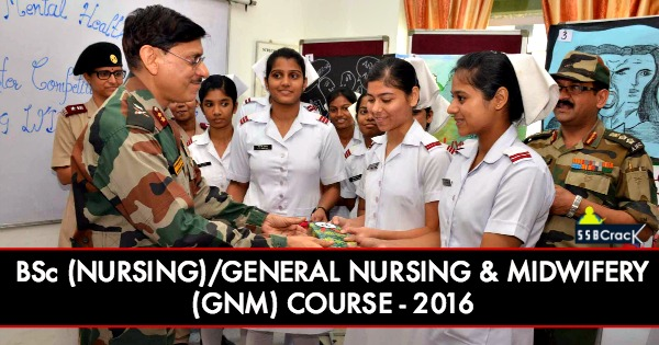 Indian army nursing course