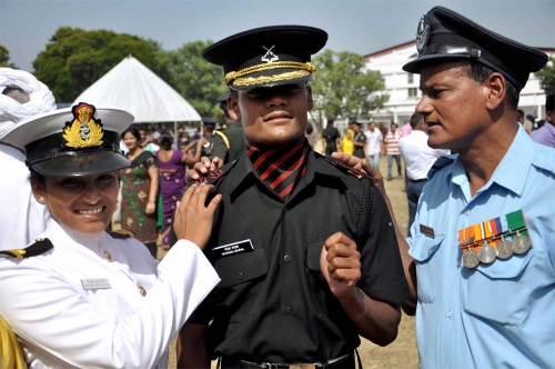 indian military academy cadets 14