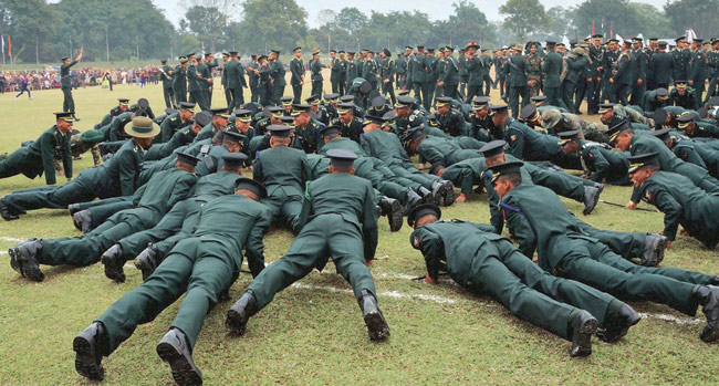 indian military academy cadets 3