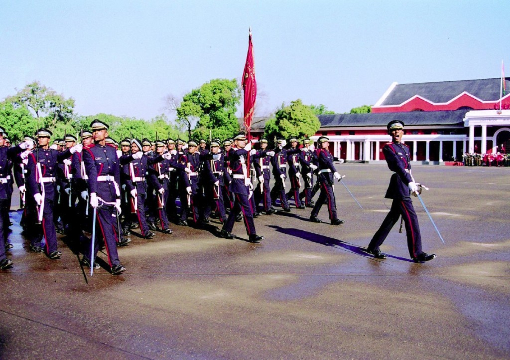 indian military academy cadets 6