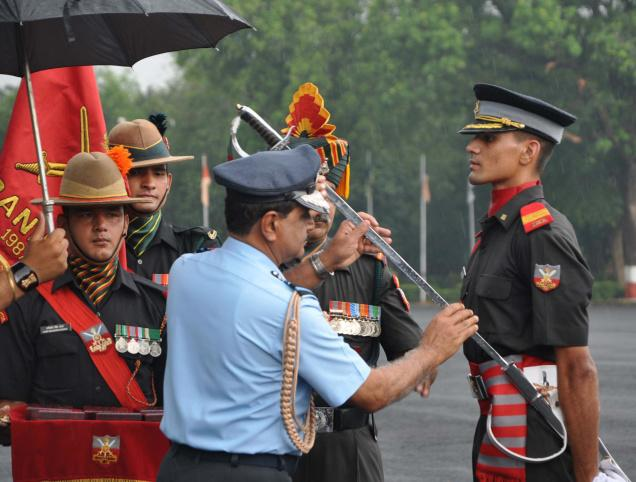 indian military academy cadets 7