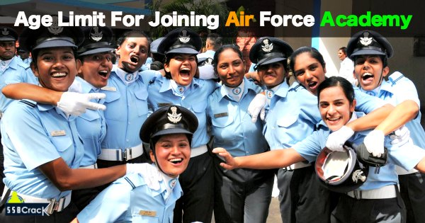 age to join air force