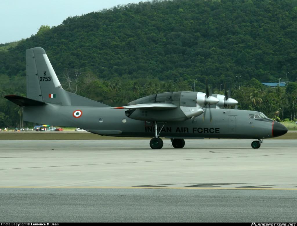 Antonov An-32 iaf