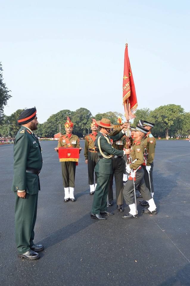 IMA Passing Out Parade December 2015 4