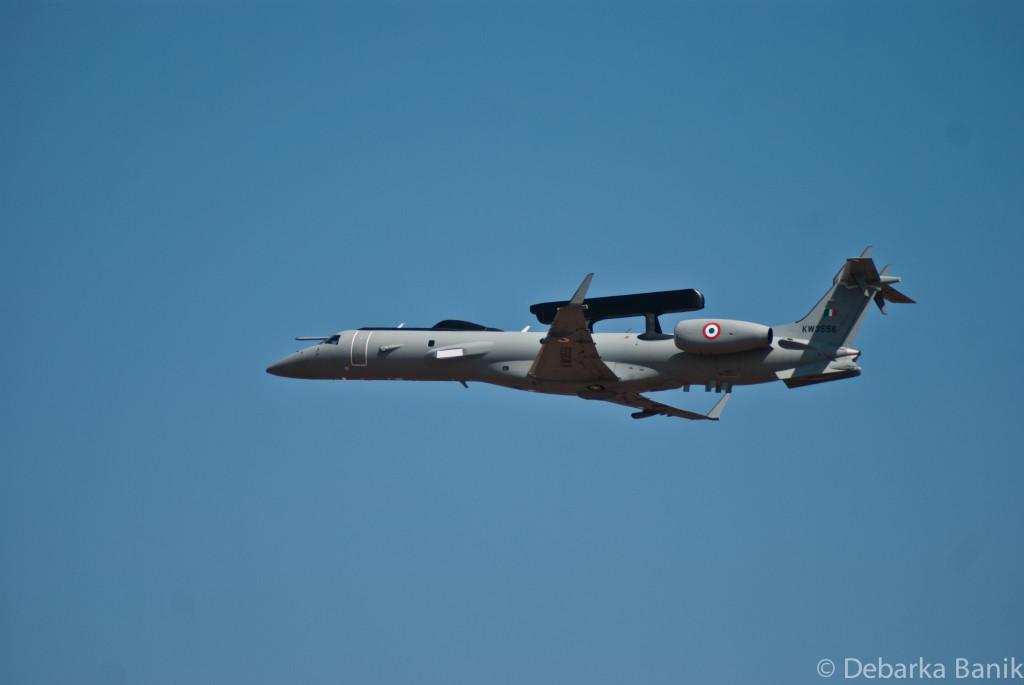 Indian Air Force Embraer ERJ-145 AWACS-17262548541