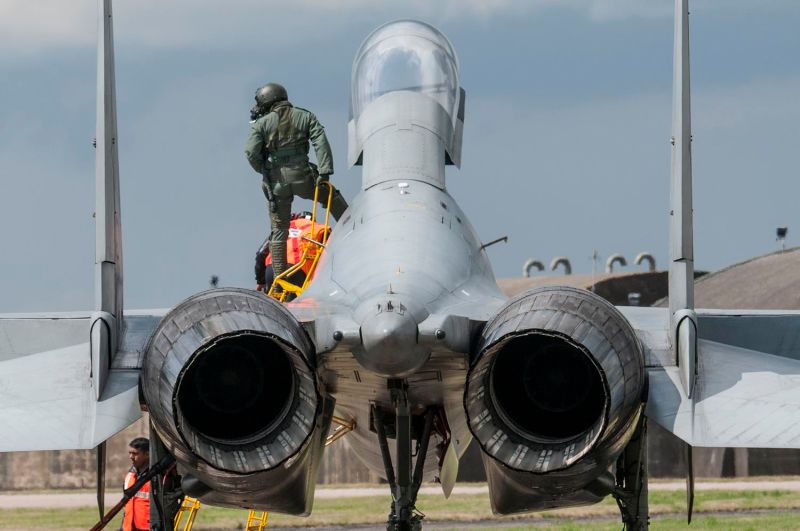 Indian Air Force Pilots 1