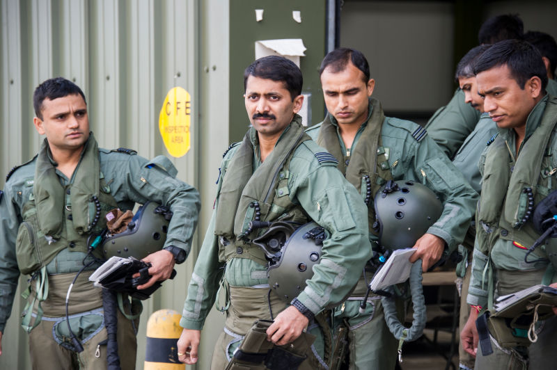 Indian Air Force Pilots 13