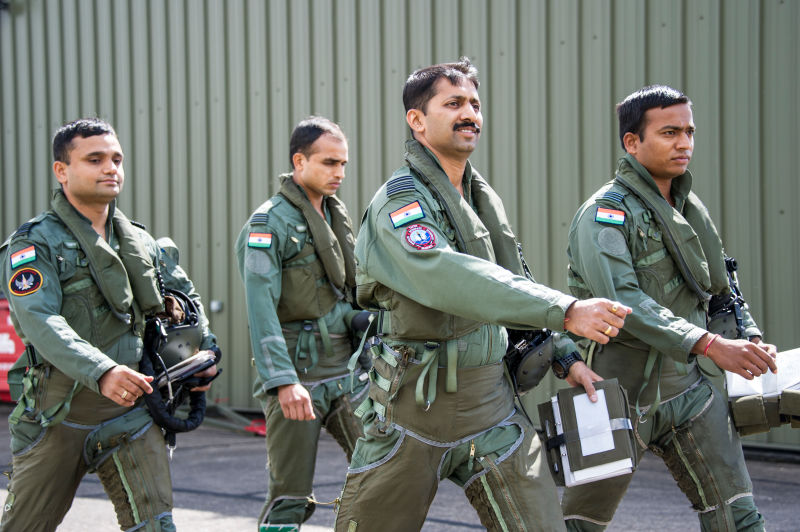 Indian Air Force Pilots 14