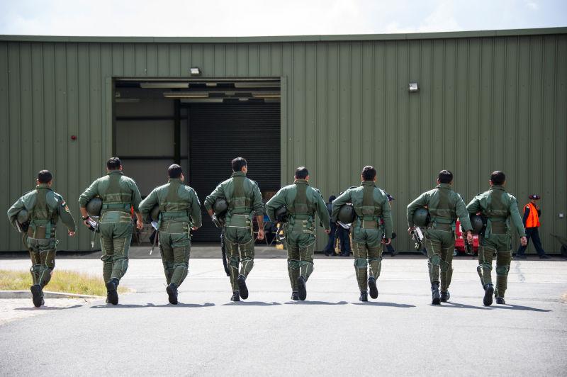Indian Air Force Pilots 15