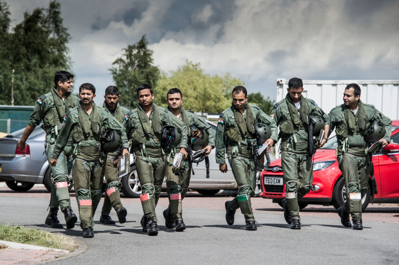Indian Air Force Pilots 17