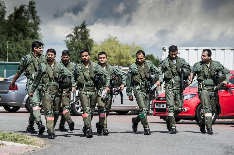 Indian Air Force Pilots 17