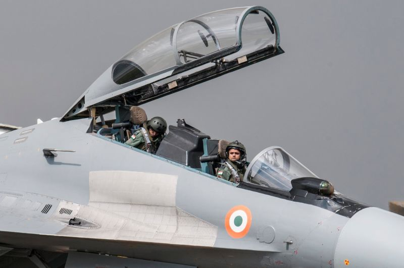 Indian Air Force Pilots 3