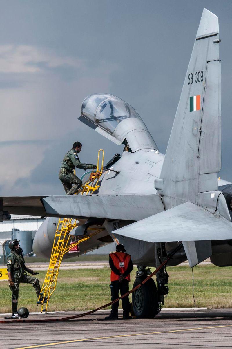Indian Air Force Pilots 6