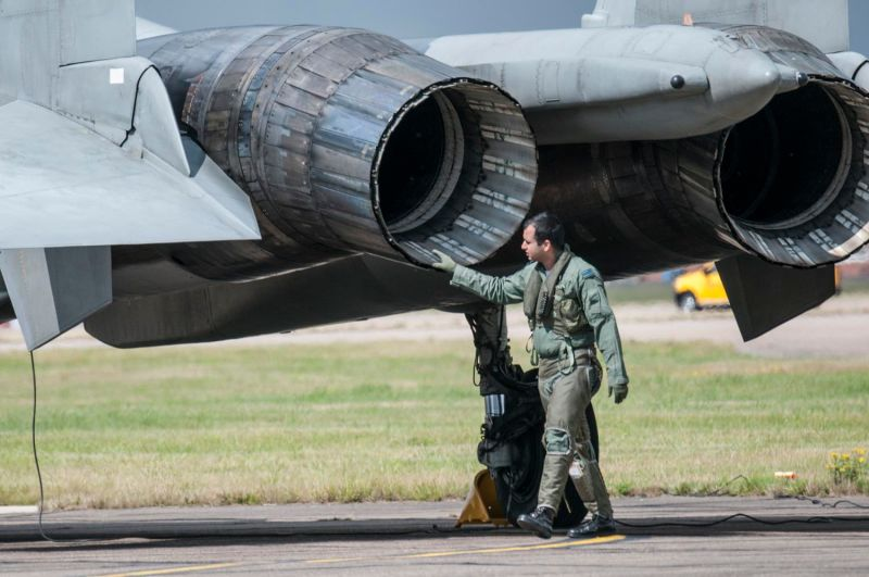 Indian Air Force Pilots 7