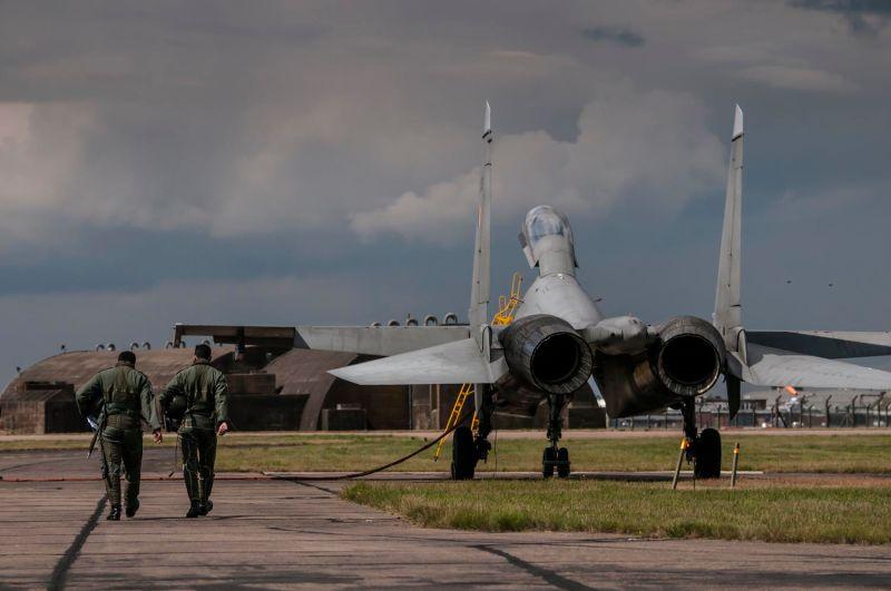 Indian Air Force Pilots 9