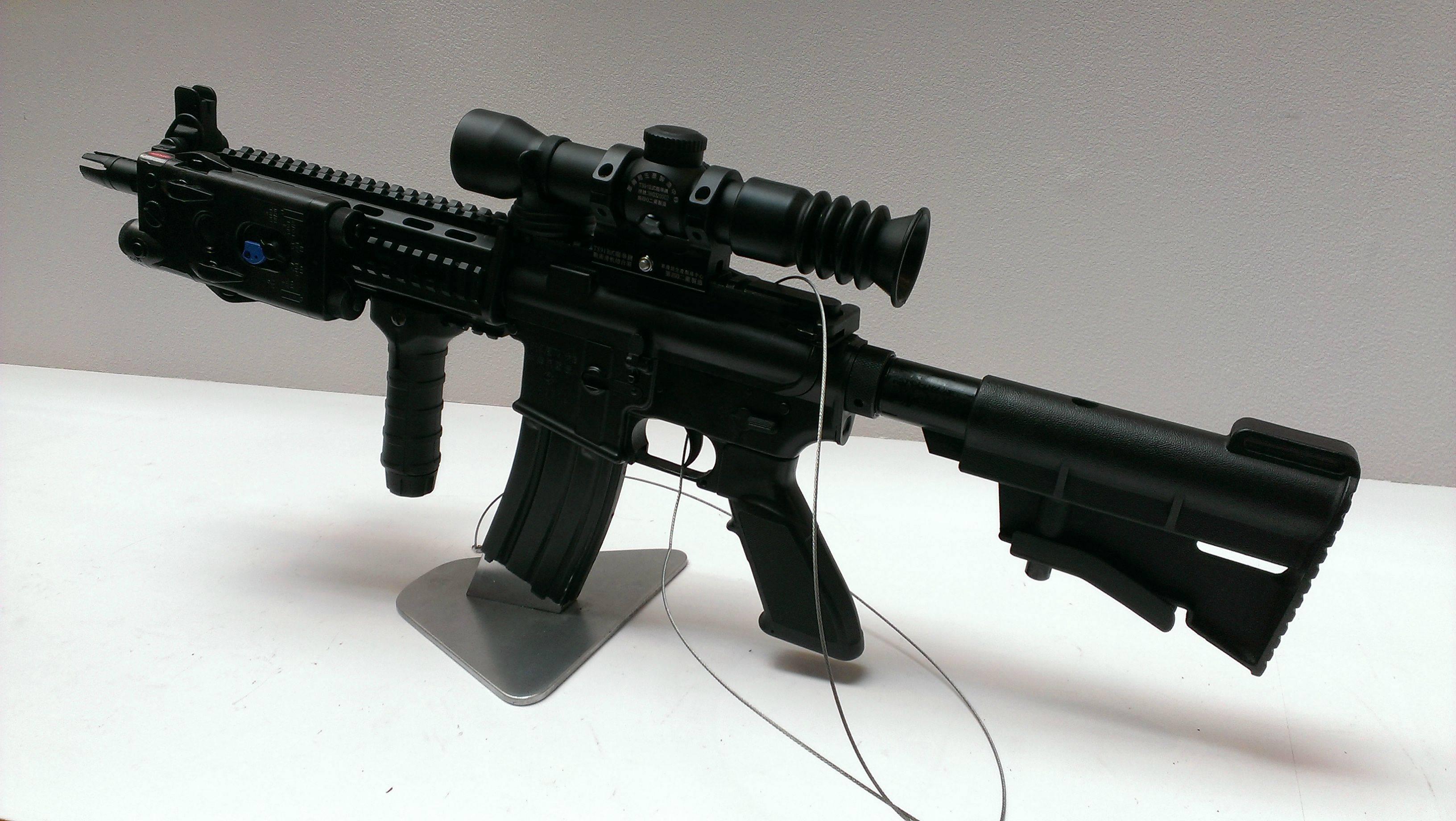 T91 Assault Rifle