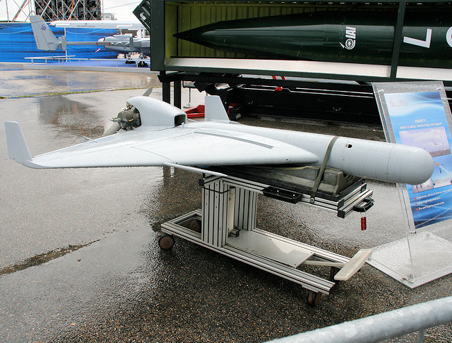 UAV Harpy