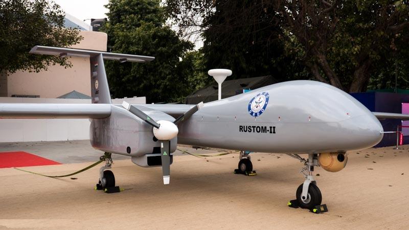 UAV Rustom