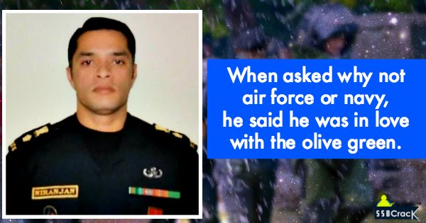 8 Inspiring Facts About Lt Col Niranjan Who Martyred In ...