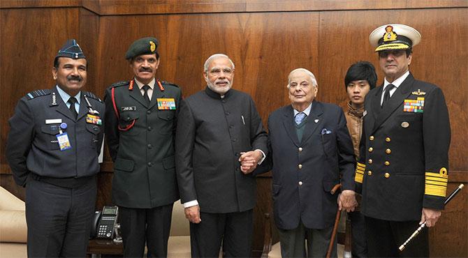 Еврейский генерал армии Индии получит мемориальную доску