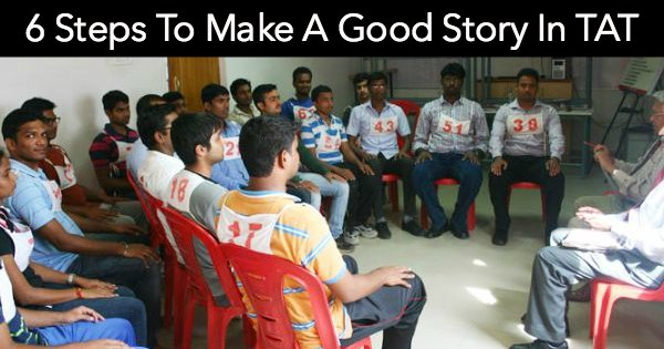 6 Steps To Make A Good Story In TAT